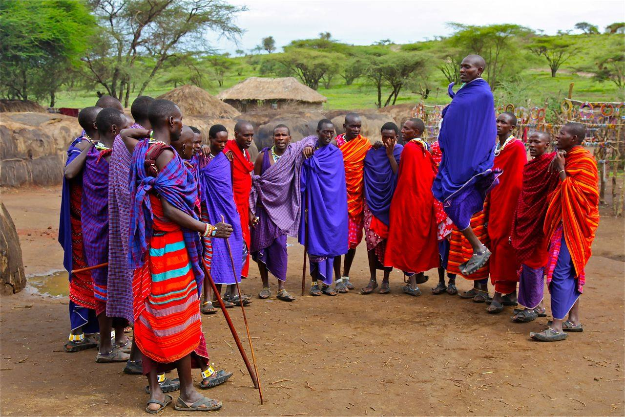 Day 3: Maasai Cultural Tour