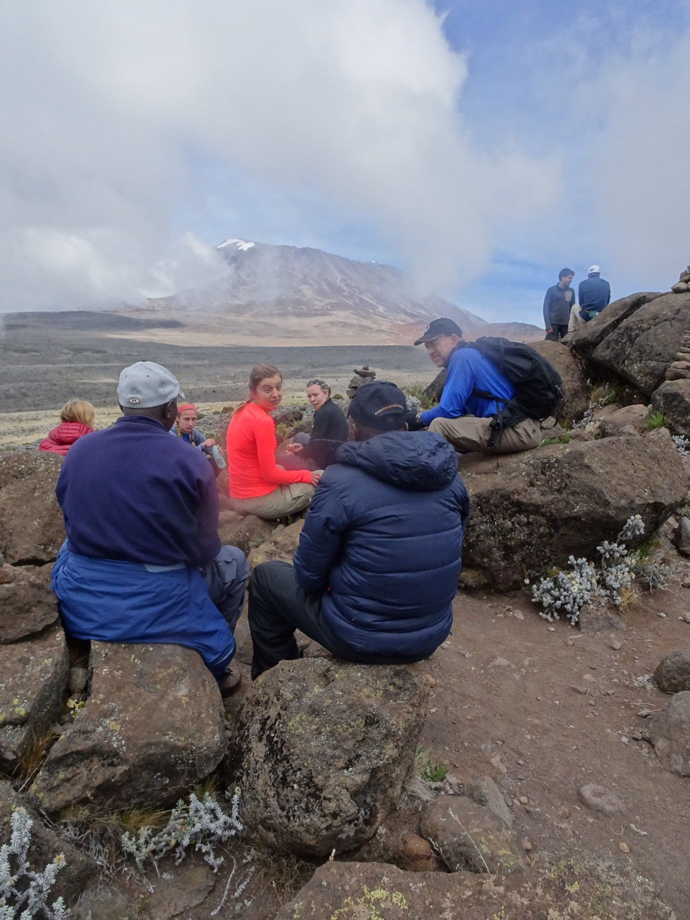 Day Two: Machame Gate (1,800 m/5,380 ft) – Machame Camp (2,980 m/9,780 ft)