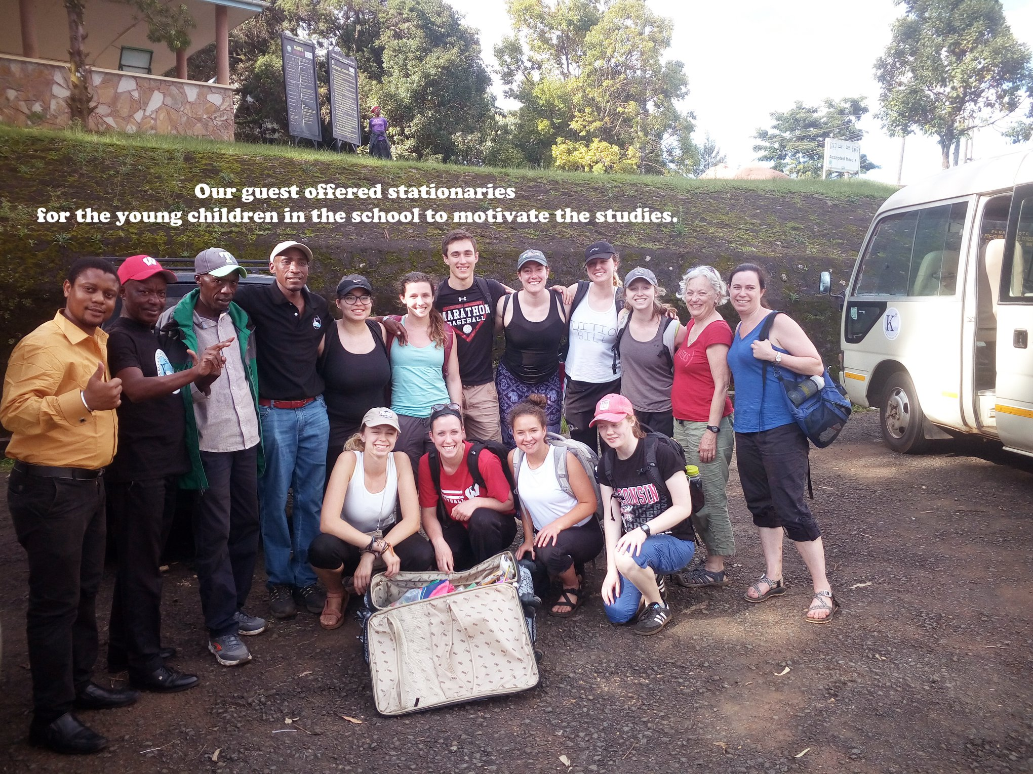 DAY 1 - LAKE MANYARA NATIONAL PARK