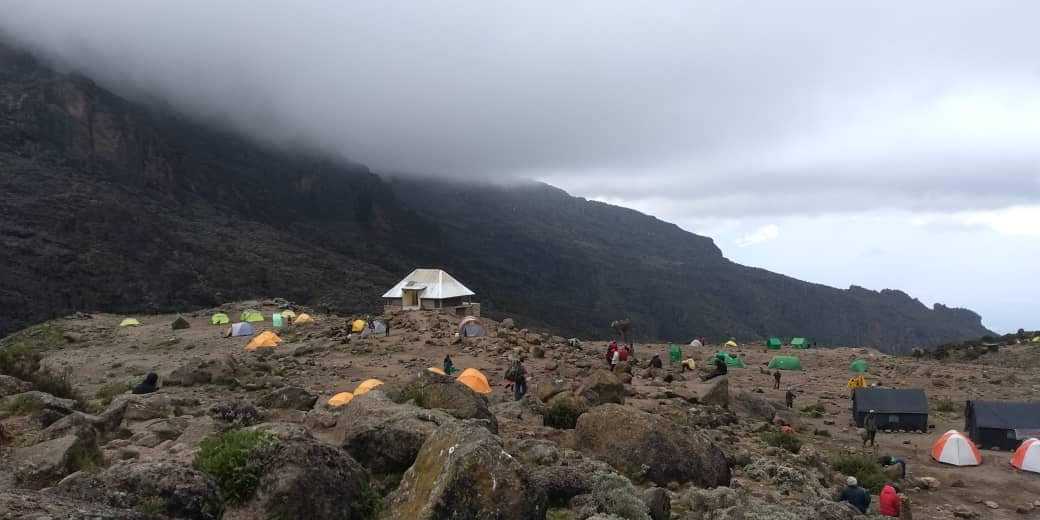 Day Seven: Barafu Camp (4,550 m/14,930 ft) – Summit via Stella Point (5,752 m/18,871 ft) to Uhuru Peak (5,895 m/19,340 ft) and descending to Millennium Camp (3,820 m/12,530 ft) or to Mweka Camp (3,100 m/10,170 ft)