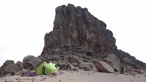 Day Five: Shira 2 Camp to Lava Tower